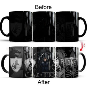 Mug Thermosensible Game of Thrones Tyrion Lannister