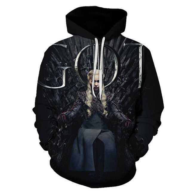 Sweat Game of Thrones Daenerys Targaryen