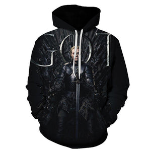 Sweat Game of Thrones Brienne de Torth