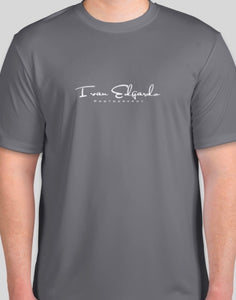 Ivan Edgardo Photography Logo T-Shirt