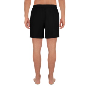 VI Flag Men's Athletic Long Shorts