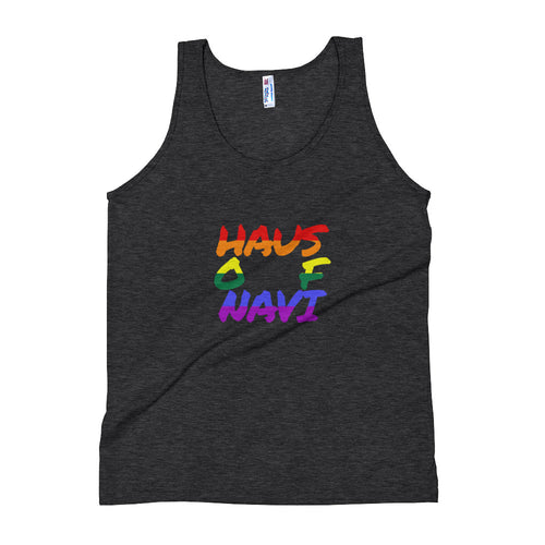 HAUS of NAVI Pride Logo Tank Top