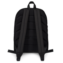 Load image into Gallery viewer, HAUS of NAVI Pink Logo Backpack