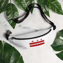 Load image into Gallery viewer, DC Flag Logo Fanny Pack
