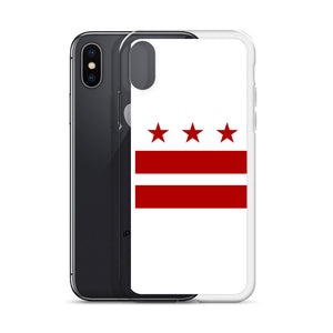 DC Flag Logo iPhone Case