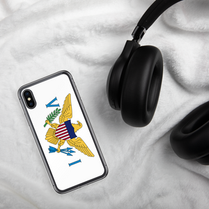 VI Flag iPhone Case