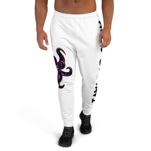 HAUS of NAVI Black Logo Men's Joggers