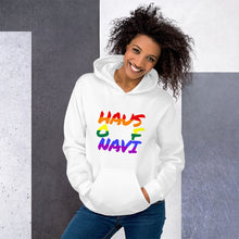 Load image into Gallery viewer, HAUS of NAVI Pride Logo Hoodie