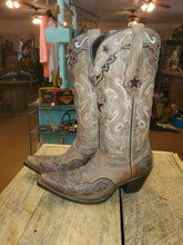 Load image into Gallery viewer, Black Star Women's Boots 50580