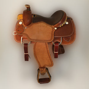 Side picture of C&L SL Calf Roper CLS00001