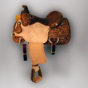 Side picture of C&L SK Calf Roper CLS00005