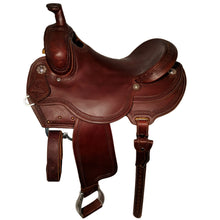 Load image into Gallery viewer, Side picture of C&L Trail Saddle CLS00006