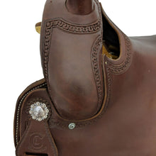 Load image into Gallery viewer, Picture of tooling of C&L Trail Saddle CLS00006