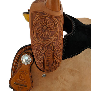Picture of tooling of C&L CB Barrel Saddle CLS00016