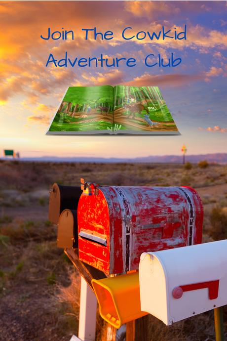 CowKid Adventure Club (1 Year Membership)
