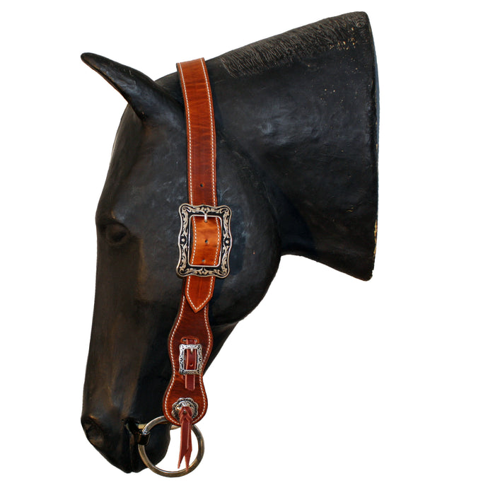Picture of C&L Buster Belt Style Headstall Square Buckle HS000009