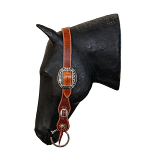 Picture of C&L Buster Belt Style Headstall Oval Buckle HS000010