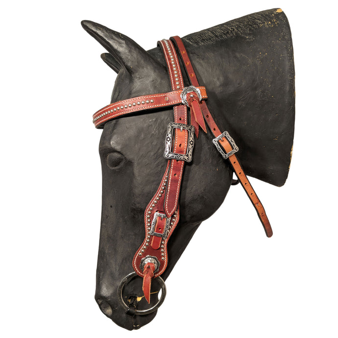 Picture of C&L Ramrod Browband Headstall Square Buckle HS000027