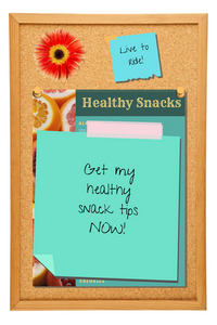Healthy Snacks Cheat Sheet