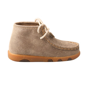 Picture of heel of Infant's Twisted X Chukka Driving Moc ICA0005