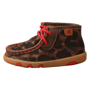 Picture of front of Infant's Twisted X Chukka Driving Moc ICA0014