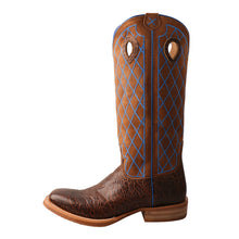 Load image into Gallery viewer, Picture of front of Men's Twisted X Buckaroo Boot MBK0032