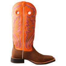 Load image into Gallery viewer, Picture of heel of Men's Twisted X Buckaroo Boot MBK0033