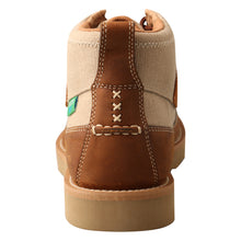 "Load image into Gallery viewer, Picture of inside of Men's Twisted X 4"" Wedge Sole Boot MCA0031"