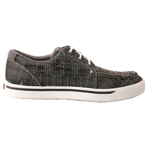 Picture of heel of Men's Twisted X Low-Cut Sneaker MCA0033