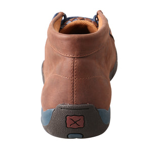 Picture of inside of Men's Twisted X Chukka Driving Moc MDM0030