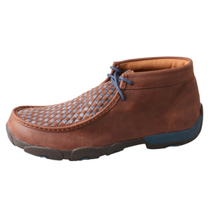 Picture of front of Men's Twisted X Chukka Driving Moc MDM0030