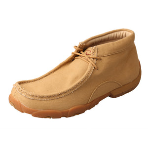 Picture of front outside of Men's Twisted X Chukka Driving Moc MDM0051