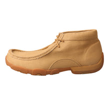 Load image into Gallery viewer, Picture of front of Men's Twisted X Chukka Driving Moc MDM0051