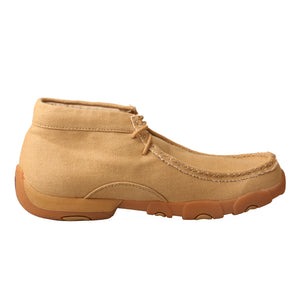 Picture of heel of Men's Twisted X Chukka Driving Moc MDM0051