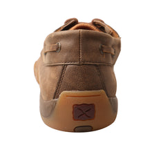 Load image into Gallery viewer, Picture of inside of Men's Twisted X Boat Shoe Driving Moc MDM0066