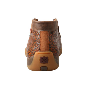 Picture of inside of Men's Twisted X Chukka Driving Moc MDM0071