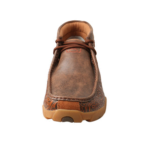 Picture of outside of Men's Twisted X Chukka Driving Moc MDM0071