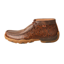 Load image into Gallery viewer, Picture of front of Men's Twisted X Chukka Driving Moc MDM0071