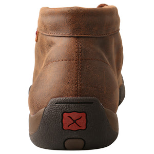 Picture of inside of Men's Twisted X Chukka Driving Moc MDM0083