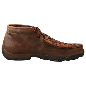 Picture of heel of Men's Twisted X Chukka Driving Moc MDM0083