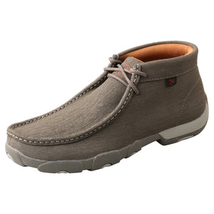Picture of front outside of Men's Twisted X Chukka Driving Moc MDM0086