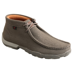 Picture of front inside of Men's Twisted X Chukka Driving Moc MDM0086