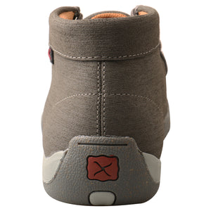Picture of inside of Men's Twisted X Chukka Driving Moc MDM0086