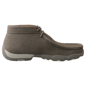 Picture of heel of Men's Twisted X Chukka Driving Moc MDM0086
