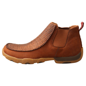 "Picture of front of Men's Twisted X 4"" Chelsea Driving Moc MDMG004"