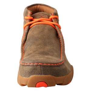 Picture of outside of Men's Twisted X Work Steel Toe Chukka Driving Moc MDMST04