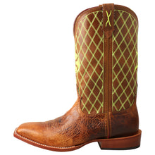 "Load image into Gallery viewer, Picture of front of Men's Twisted X 12"" Hooey Boot MHY0031"