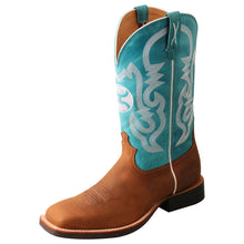 "Load image into Gallery viewer, Picture of front outside of Men's Twisted X 12"" Hooey Boot MHY0032"