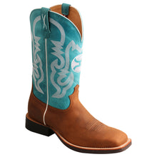 "Load image into Gallery viewer, Picture of front inside of Men's Twisted X 12"" Hooey Boot MHY0032"