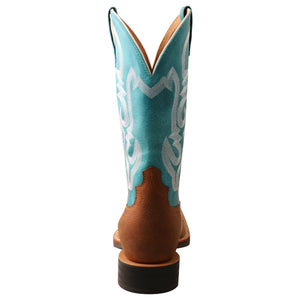 "Picture of inside of Men's Twisted X 12"" Hooey Boot MHY0032"
